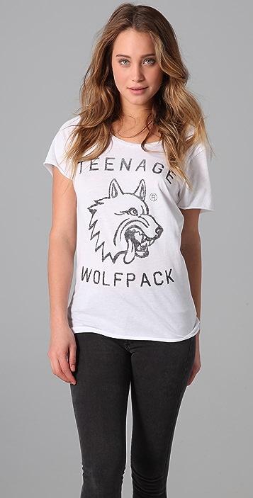 Zoe Karssen Teenage Wolf Pack Tee