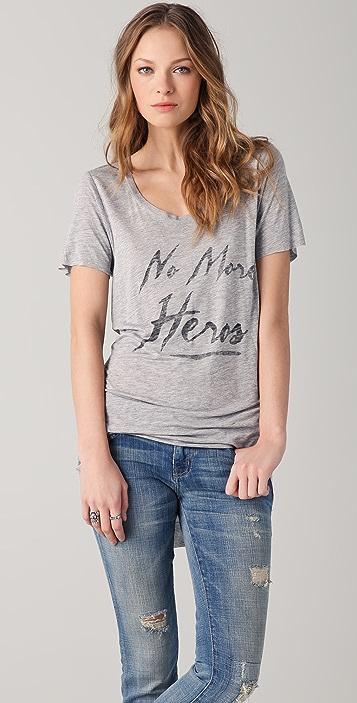 Zoe Karssen No More Heros Tee