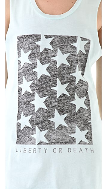 Zoe Karssen Liberty or Death Tank