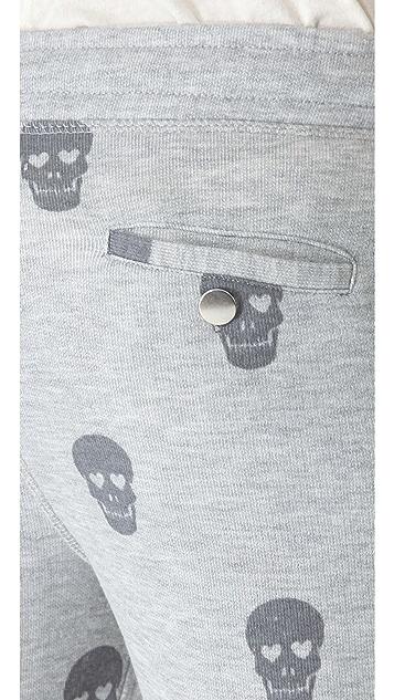 Zoe Karssen Skulls Allover Sweatpants
