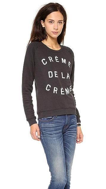 Zoe Karssen Creme De La Creme Sweatshirt