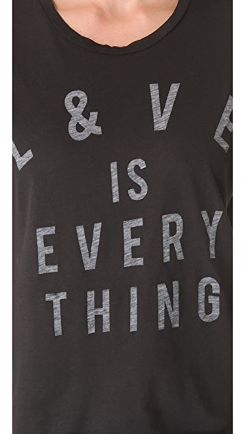 Zoe Karssen Love is Everything Tee