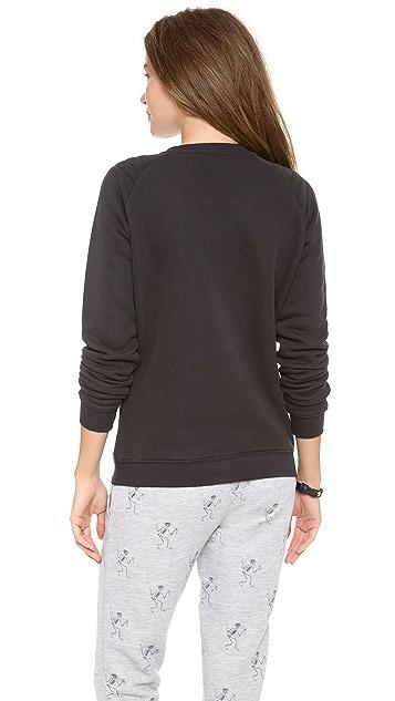 Zoe Karssen Born Lucky Sweatshirt