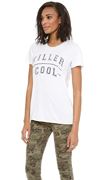 Zoe Karssen Killer Cool Short Sleeve Tee