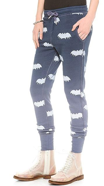 Zoe Karssen Bat Allover Sweatpants