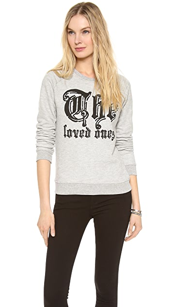 Zoe Karssen The Loved Ones Long Sleeve Top