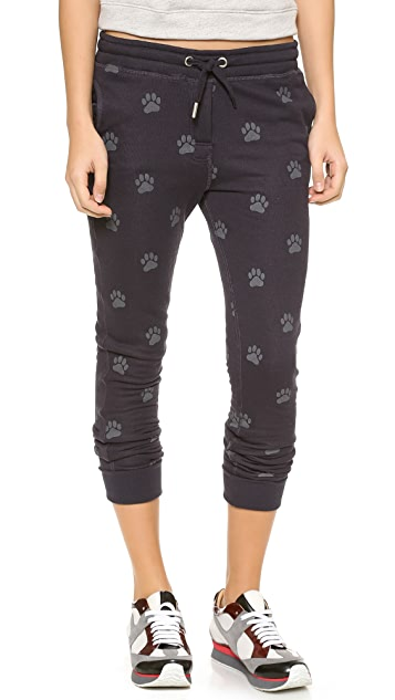 Zoe Karssen Paws All Over Sweats