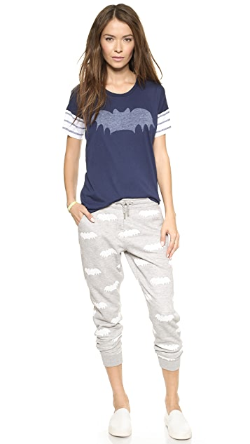 Zoe Karssen Bat Short Sleeve Tee