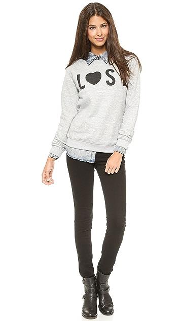 Zoe Karssen Lost Sweatshirt