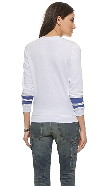Zoe Karssen Home Alone Sweatshirt