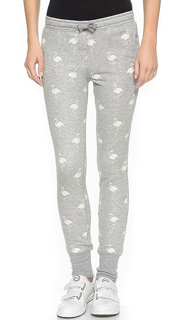 Zoe Karssen Flamingo Sweatpants