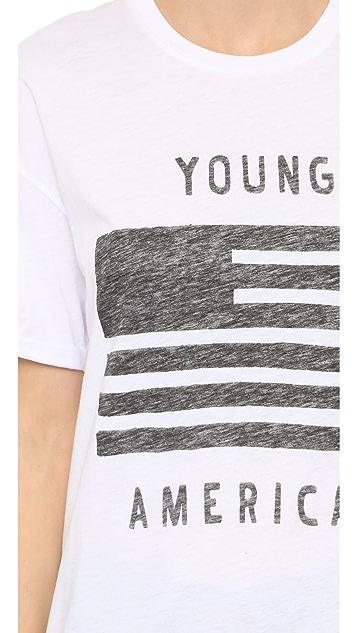 Zoe Karssen Young Americans Tee