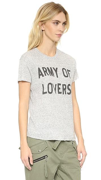 Zoe Karssen Army of Lovers Tee