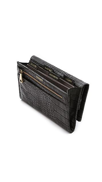 ZAC Zac Posen Shirley Travel Wallet