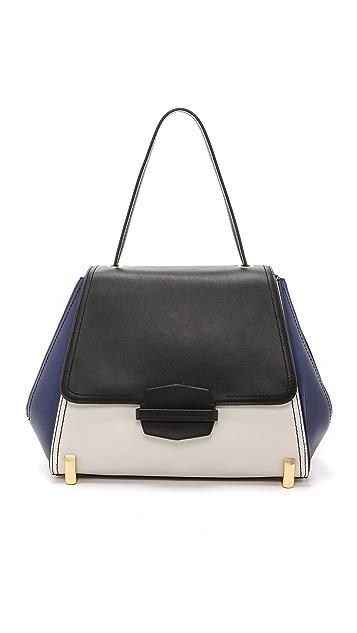 ZAC Zac Posen Colorblock Daphne Shoulder Bag