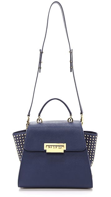 ZAC Zac Posen Studded Eartha Bag