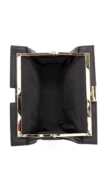 ZAC Zac Posen Milla Small Frame Clutch