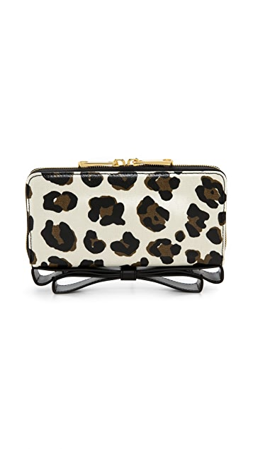 ZAC Zac Posen Milla Zip Around Organizer