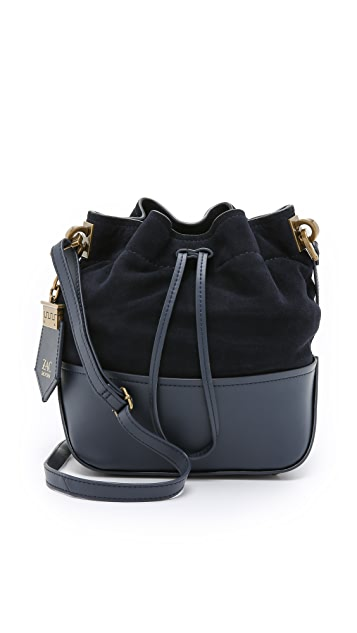 ZAC Zac Posen Eartha Envelope Mini Drawstring Bag