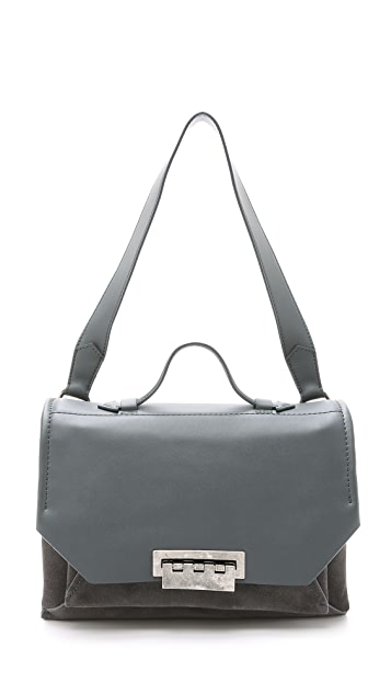 ZAC Zac Posen Eartha Envelope Courier Bag