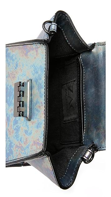 ZAC Zac Posen Eartha Mini Top Handle Cross Body Bag