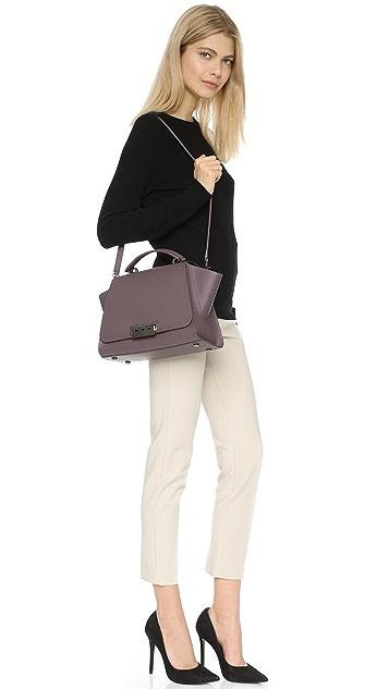ZAC Zac Posen Earth Soft Top Handle Bag