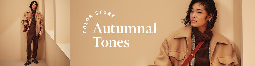 Shop Autumnal Tones