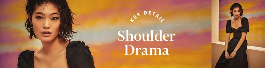 Shop Shoulder Drama