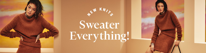 Shop Sweater Everything