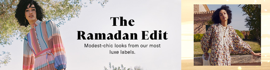 Shop Ramadan Edit, Eid Edit, Looks for Ramadan holiday gatherings