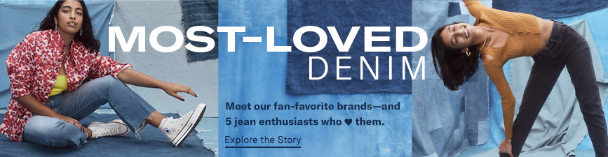 Shop Multibrand Denim, Favorite Denim Brands