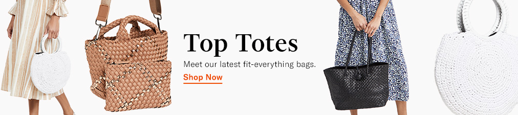 Shop Totes. Shopbop's latest fit-everything bags.