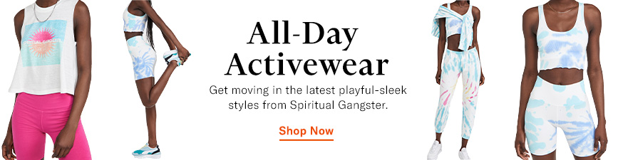 Shop Spiritual Gangster