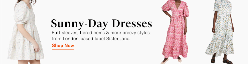 Shop the latest from Sister Jane