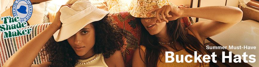 Summer Checklist: Bucket Hats