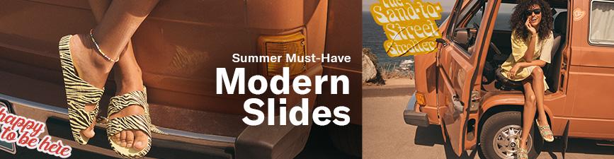 Summer Checklist: Modern Slides
