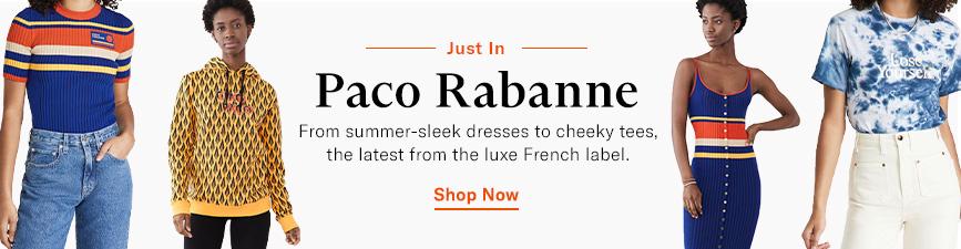 Shop Paco Rabbane.