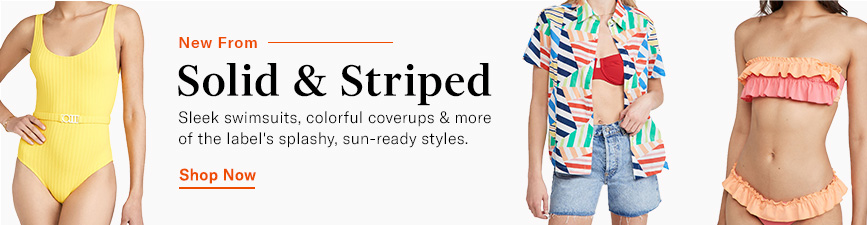 Shop Solids and Stripes