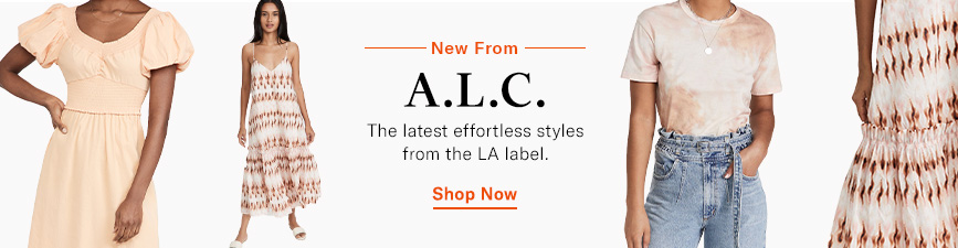 Shop the latest from A.L.C.