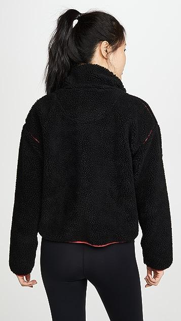 All Access Soundtrack Sherpa Jacket