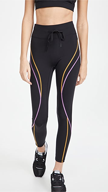 All Access High Rise Leggings with Drawstring