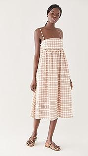 Autumn Adeigbo Hattie Midi Dress