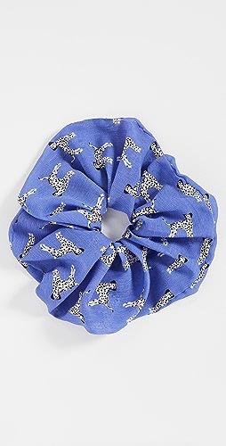 Autumn Adeigbo - Dalmatian Printed Scrunchie