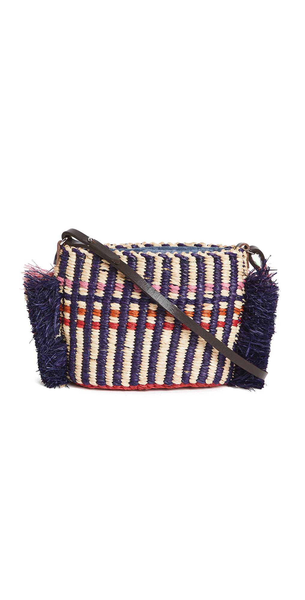 Hana Mini Stripe Bag