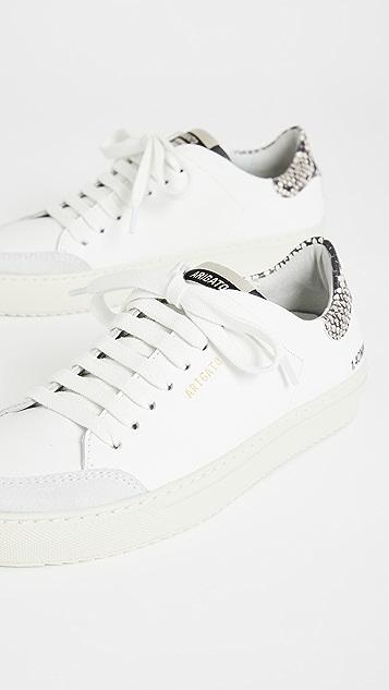 Axel Arigato Clean 90 三重动物运动鞋