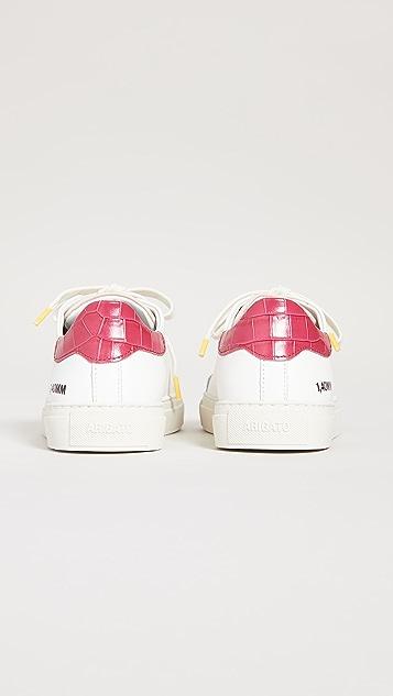 Axel Arigato 简洁 90 鳄鱼纹运动鞋