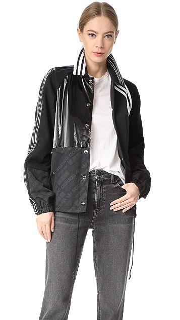 Adidas Patch Originali Da Alexander Wang Patch Adidas Giacca Shopbop 3a756c