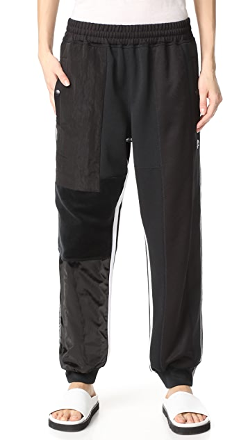 89c78ac1eca adidas Originals by Alexander Wang Patch Trackpants