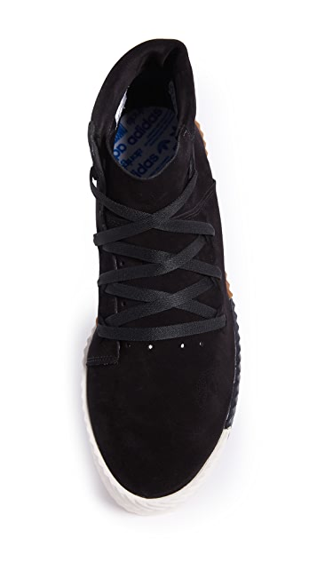 buy popular a59ab 08b0d ... adidas Originals by Alexander Wang AW Skate Mid Top Skate Shoes ...