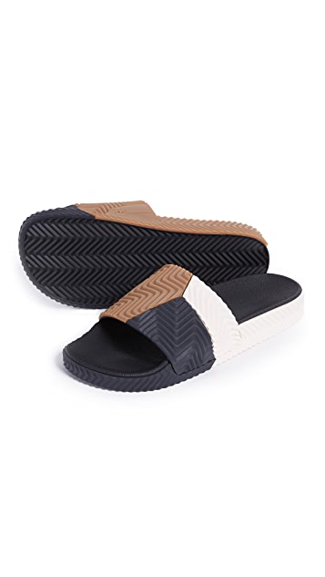adidas Originals by Alexander Wang AW Adilette Sandals